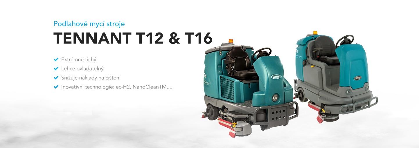 Tennant T12 T16
